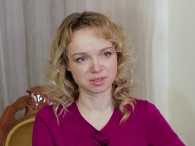 Виталина Цымбалюк-Романовская // Стоп-кадр YouTube