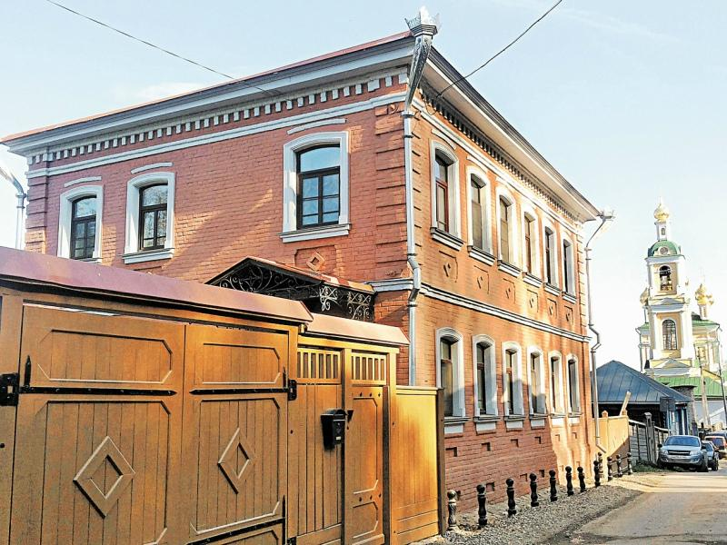 Помощник Путина поселился на улице Ленина в Плёсе