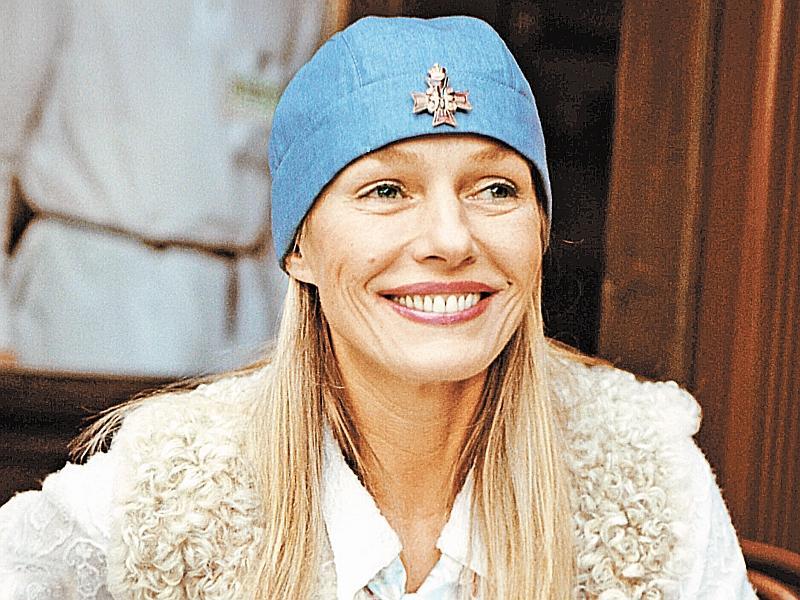 Наталья Андрейченко // фото: архив ИД «Собеседник»