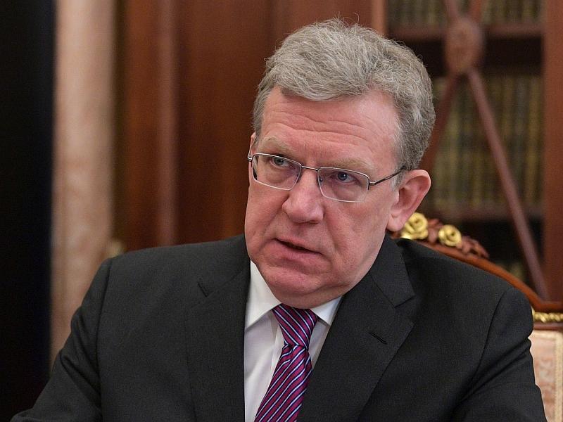 Алексей Кудрин // фото: Kremlin Pool / Global Look Press