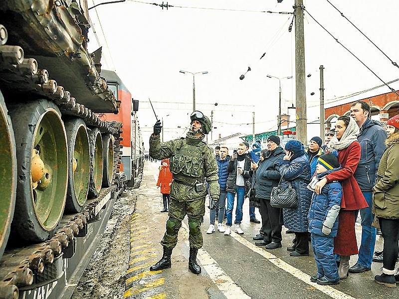 Фото: «Русский взгляд» / Global Look Press