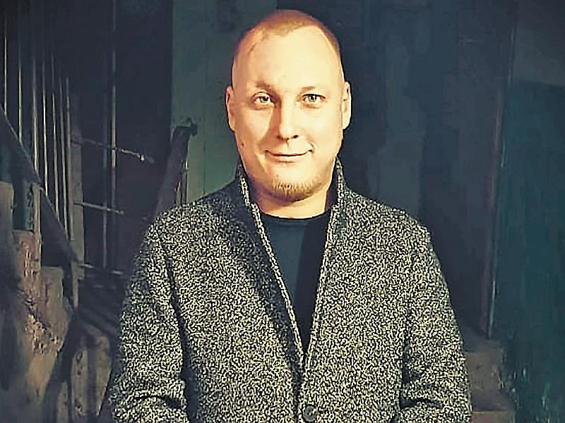 Александр Кужанов