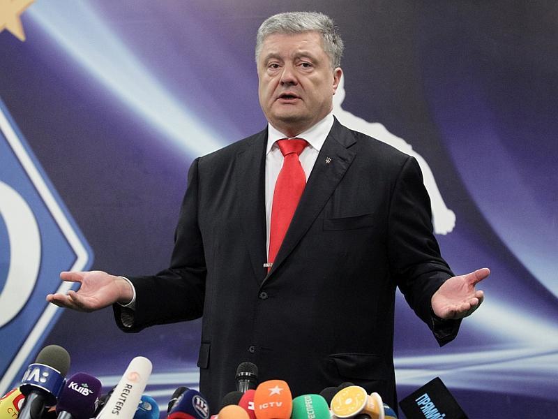 Петр Порошенко // фото: «Русский взгляд» / Global Look Press