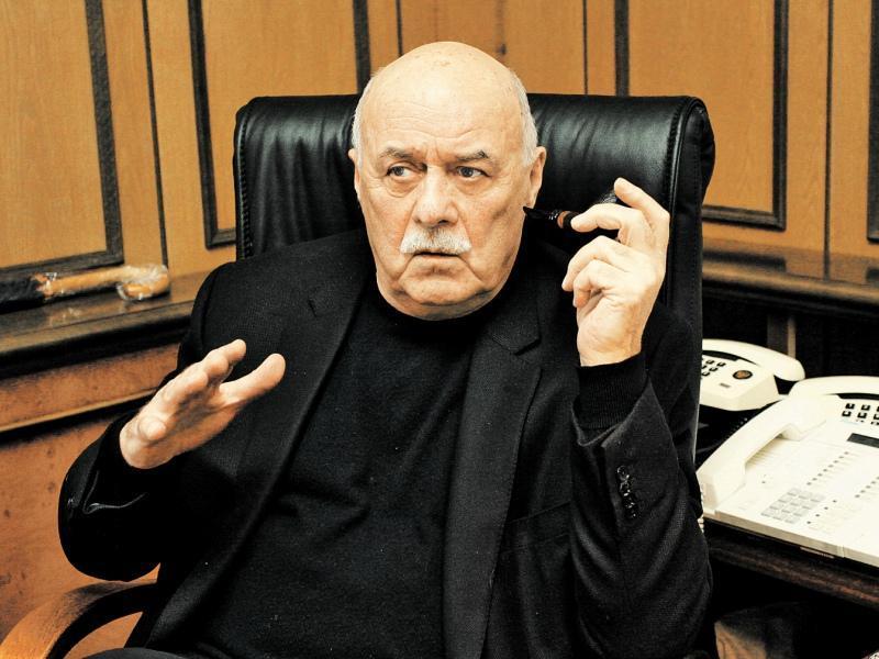 Станислав Говорухин // Фото: Андрей Струнин / «Собеседник»