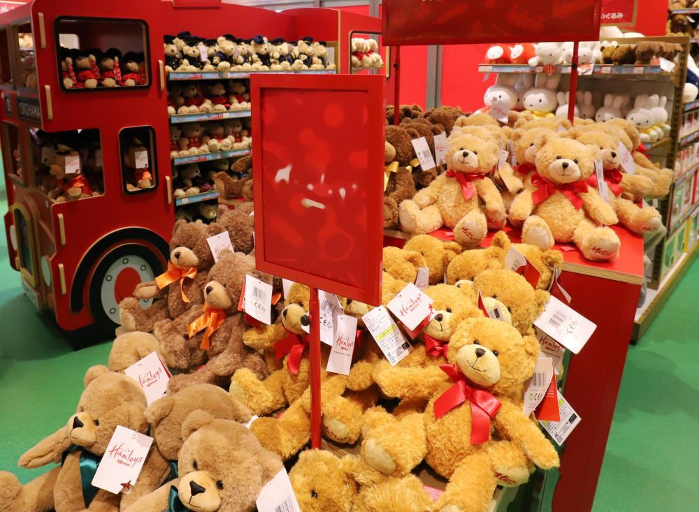 иллюстративное фото: Магазин игрушек в Токио // источник: Yoshio Tsunoda / AFLO / Global Look Press