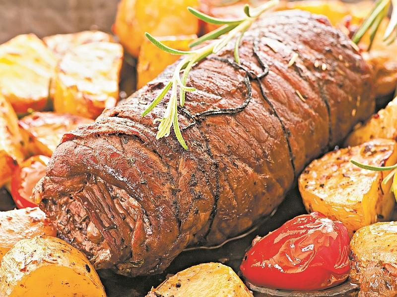 3 порции. время приготовления ≈ 20 мин. // фото: Shutterstock