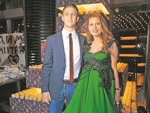 С Алексом теледива так и не смогла построить семью // фото: Global Look Press