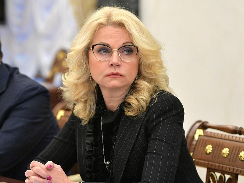 Татьяна Голикова на днях рассказала о планах проверить всех пациентов ПНИ // фото: Global Look Press
