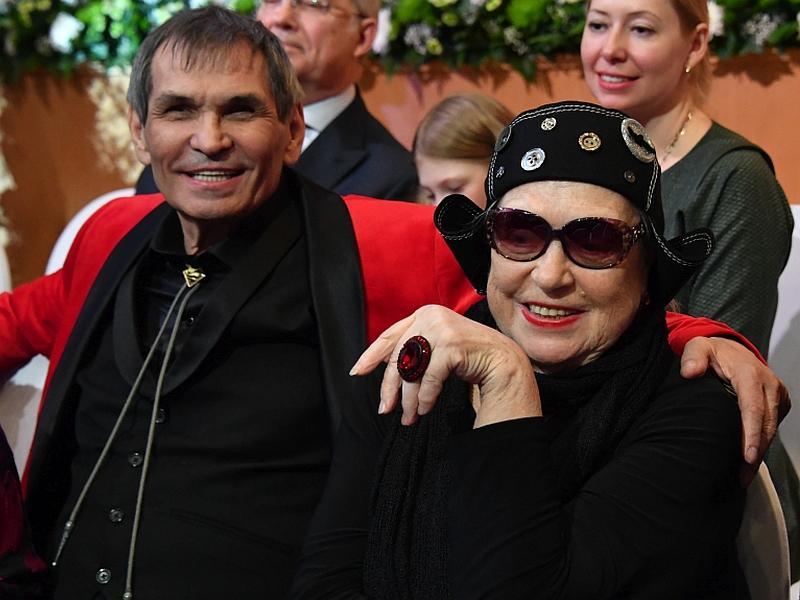 Алибасов и Федосеева-Шукшина // фото: «КП» / Global Look Press