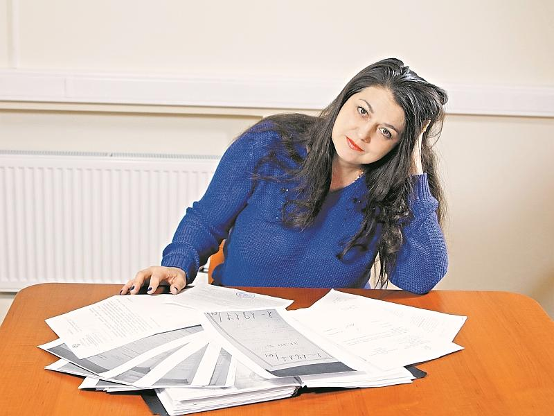 Два года Ирина пытается доказать, что она не воровка // фото: Александр Шпаковский