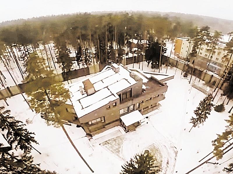 Несчетные палаты Кудрина