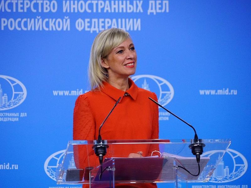 Мария Захарова // фото: MFA Russia / Global Look Press