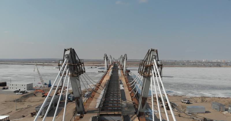 Руслан Байсаров строит первый международный автомобильный мост через Амур
