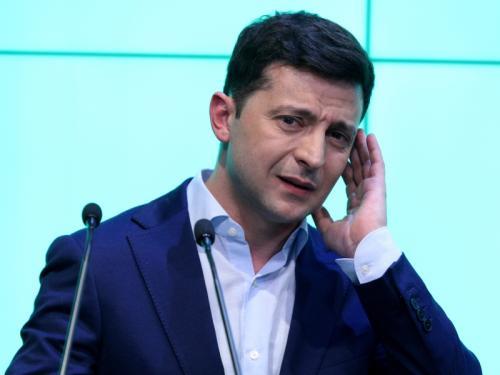 Владимир Зеленский // фото: Данил Шамкин / ZUMAPRESS/ Global Look Press