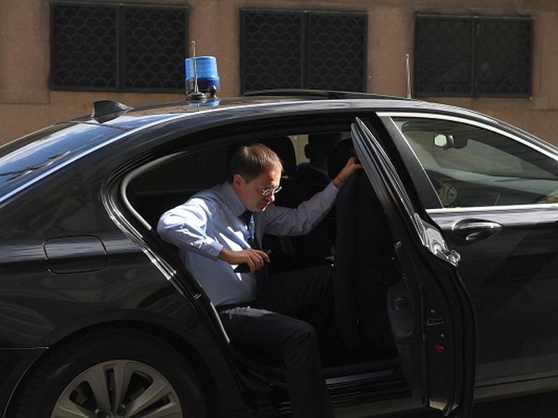 Владимир Мединский // фото:  Илья Питалев / РИА «Новости»