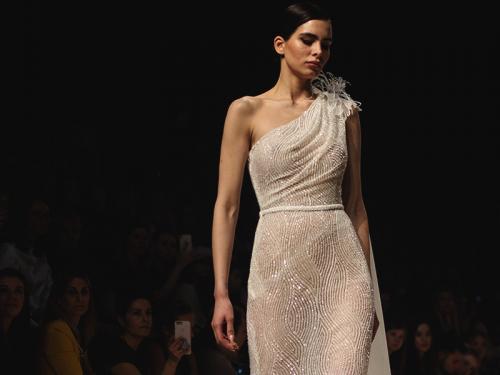 Показ Speranza Couture // Фото: Карпухина Мария