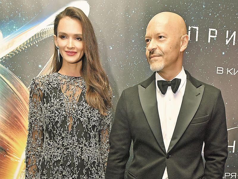Паулина Андреева и Федор Бондарчук // фото: Global Look Press