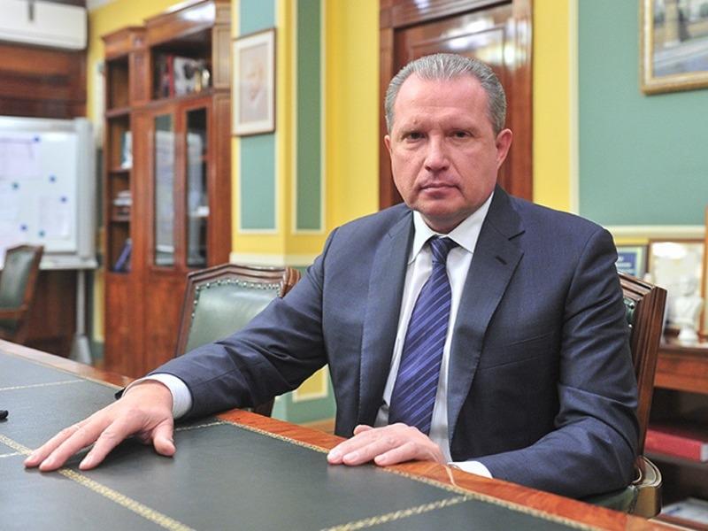 Министр правительства Москвы Алексей Хрипун // Фото: Mos.ru
