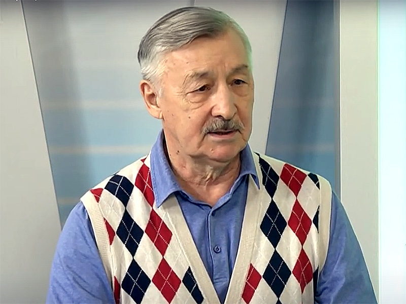 Рафаиль Хакимов / фото: скриншот YouTube