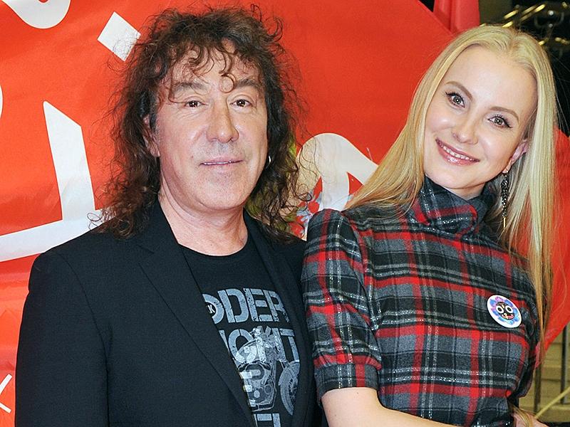Владимир Кузьмин с женой Екатериной / фото: Global Look Press