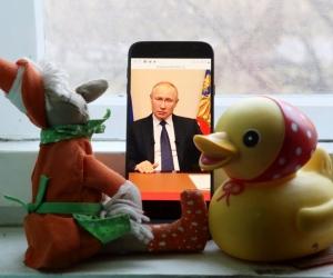 Гудков об обращении Путина: Паралич этой власти закончится только вместе с ней