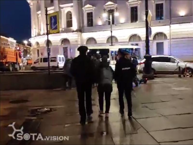Скриншот с видео в Telegram