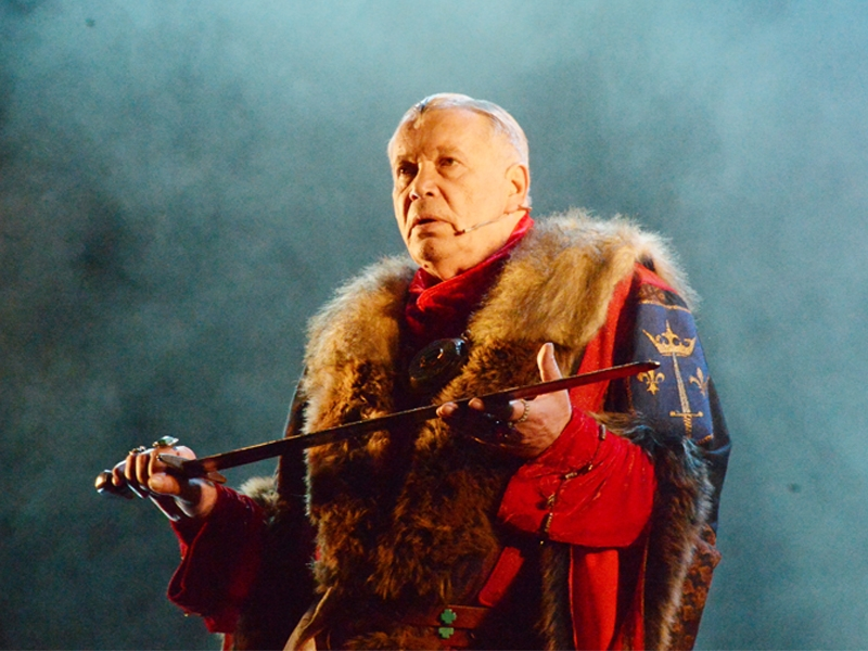 Скончался великий актёр театра и кино Олег Марусев