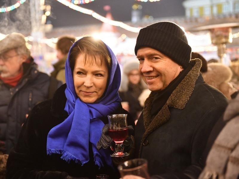 Татьяна и Валентин Юмашевы // Фото: Global Look Press