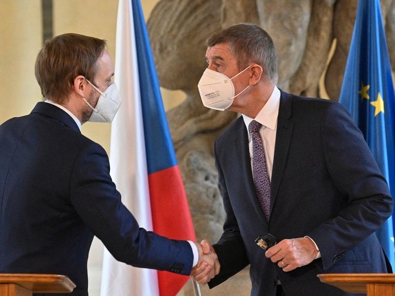 Якуб Кулганек и Андрей Бабич // Фото: Global Look Press