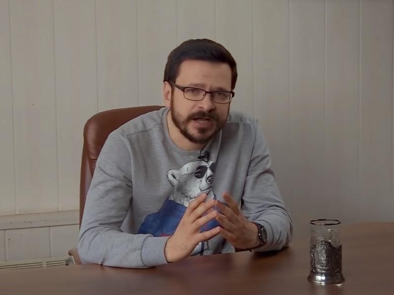 Илья Яшин // Скриншот с видео на YouTube