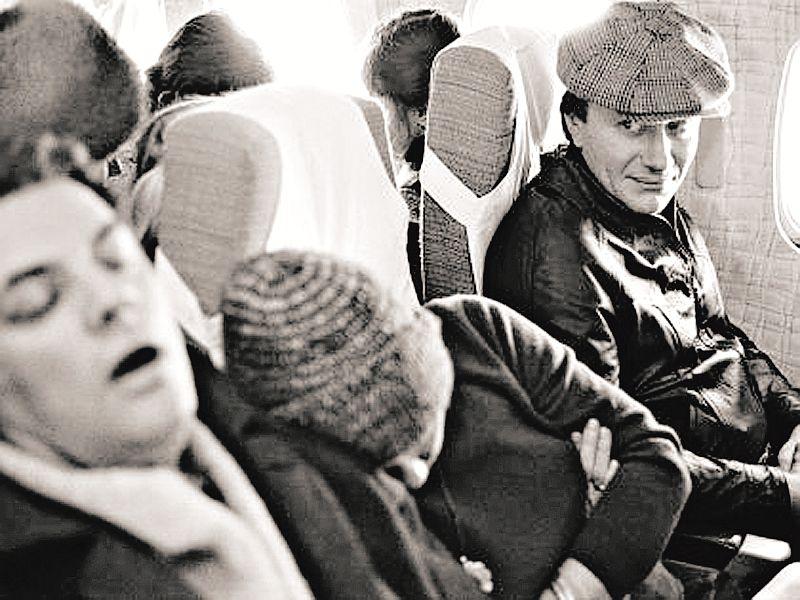 Александр Ширвиндт, Лариса Голубкина и Андрей Миронов летят в Одессу // фото: Виталий Арутюнов