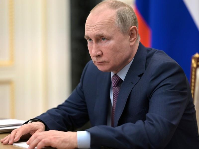 Фото: Kremlin Pool / Global Look Press