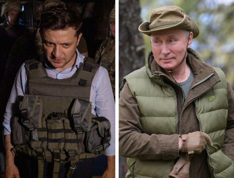 Путин совсем неадекватный человек: Радзиховский о войне с Украиной в 2021 году