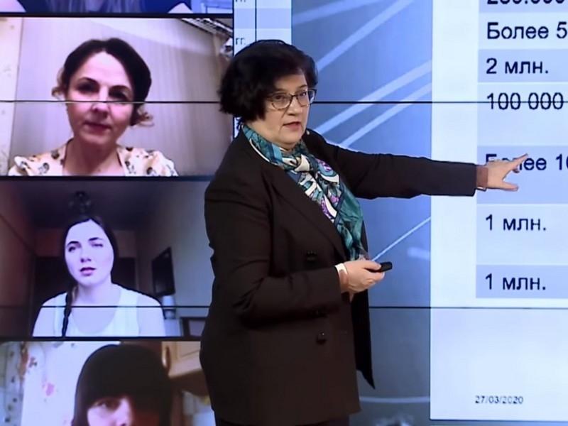 Мелита Вуйнович // Фото: стоп-кадр с YouTube