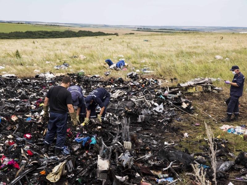 Голландский канал опубликовал переговоры ополченцев из дела о крушении МН17