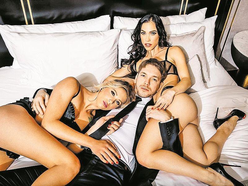 Лучшим порноактером уже много лет является наш Алекс Маетный из Петербурга // фото в статье: Instagram