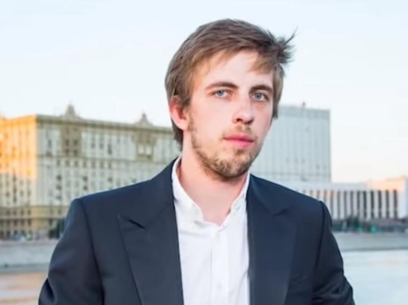 Александр Паль // Фото: скриншот Youtube