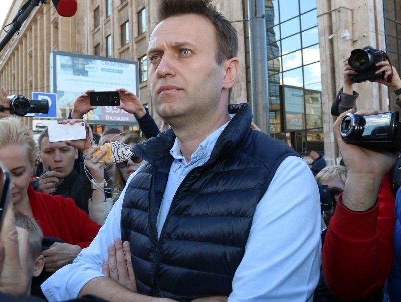 Алексей Навальный // Фото: Андрей Струнин, Sobesednik.ru