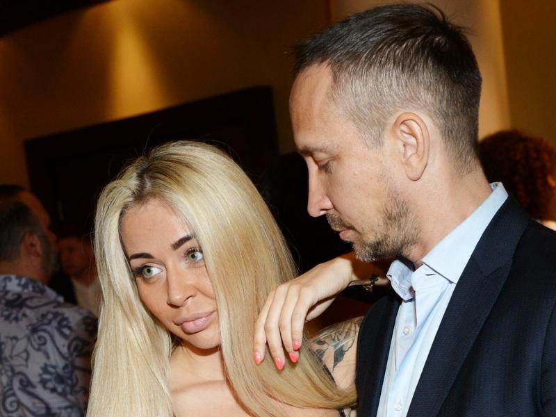 Мария Силуянова и Данко // Фото: Анатолий Ломохов / Global Look Press