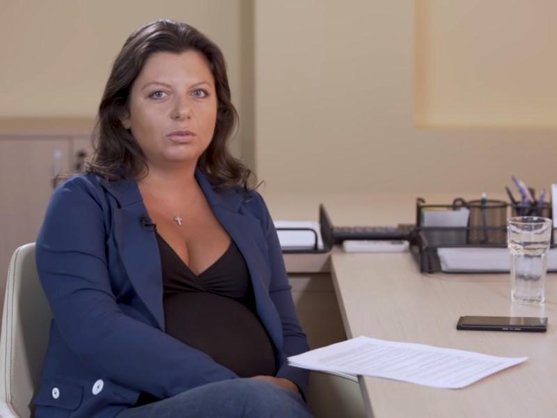 Маргарита Симоньян // Скриншот с видео на YouTube