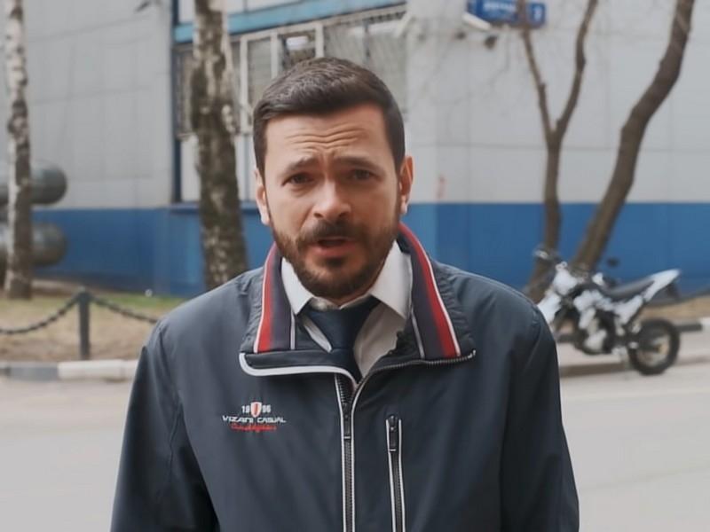 Фото в статье: стоп-кадры с YouTube-канала Ильи Яшина