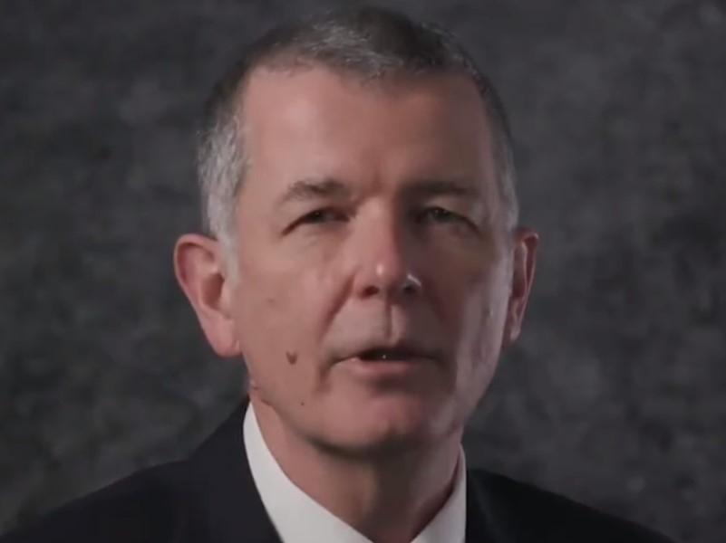 Ричард Мур // Скриншот с видео на YouTube