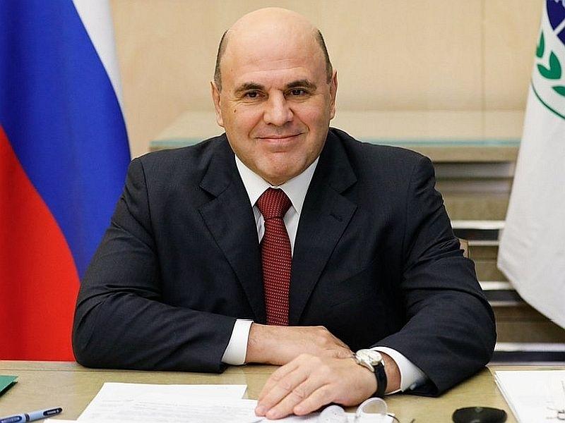 Глава правительства Михаил Мишустин // Фото: Global Look Press