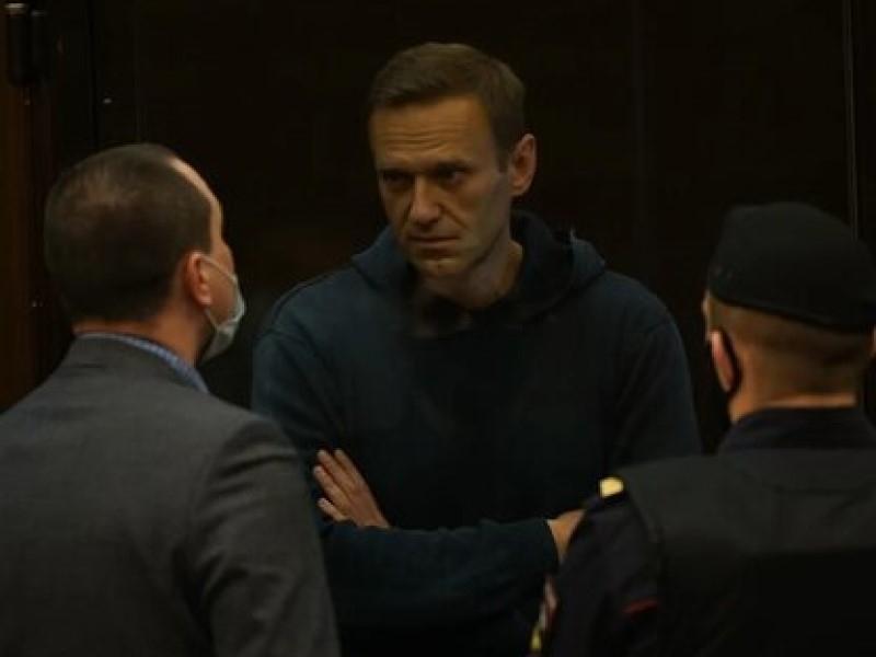 Алексей Навальный // фото: пресс-служба Мосгорсуда