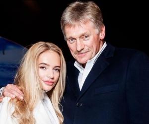 Дмитрий и Елизавета Песковы // фото: Instagram