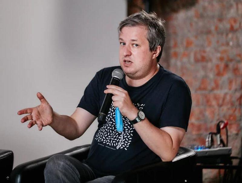 Антон Долин//фото: соцсети