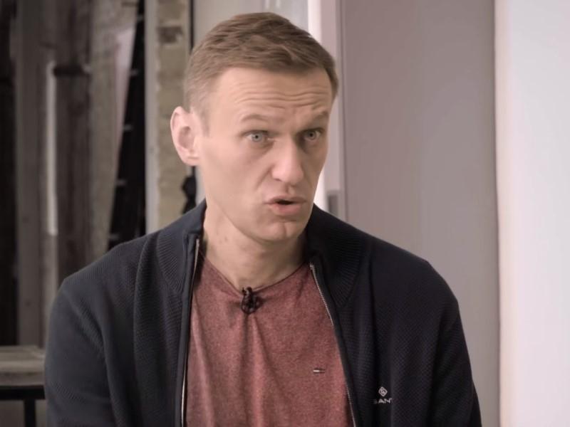 Алексей Навальный // Скриншот