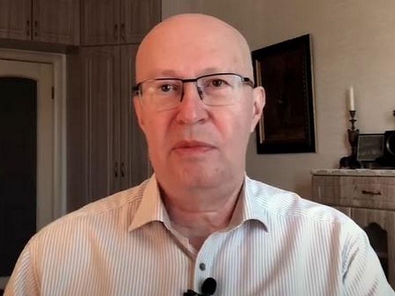 Валерий Соловей // Скриншот с YouTube
