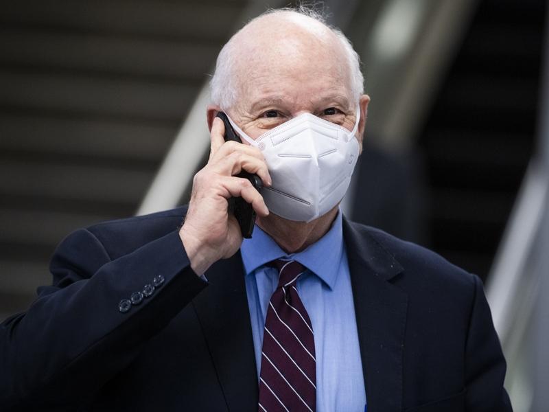 Сенатор Бен Кардин // Фото: Global Look Press