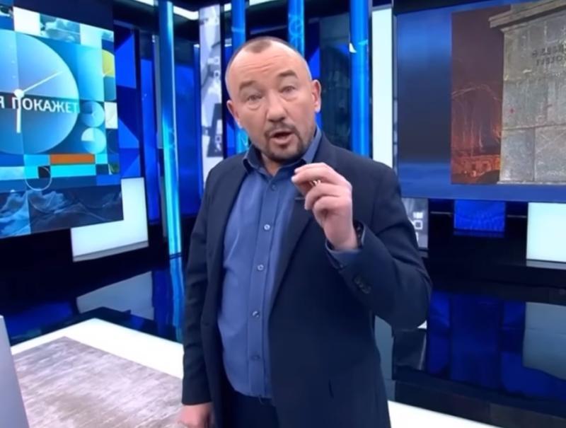 """Артем Шейнин//фото: стоп-кадр эфира """"Первого канала"""""""